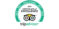 TripAdvisor Certificate of Excellence Logo 2019