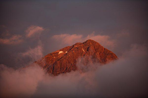 Bucaille Etive Mor from the Devils Staircase, Glencoe Scottish Highlands